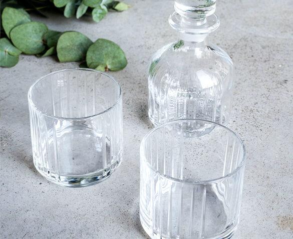 3-Delige Whiskyset Bohemia Selection