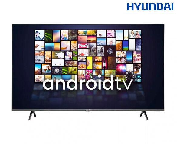 Hyundai Android UHD Smart TV 55 met Built-In Chromecast