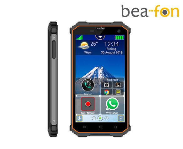Bea-Fon X5 Senioren Android Smartphone