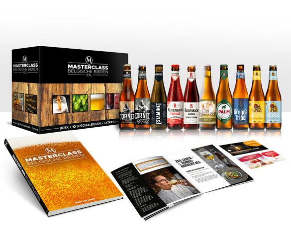 Belgisch Bierpakket XXL