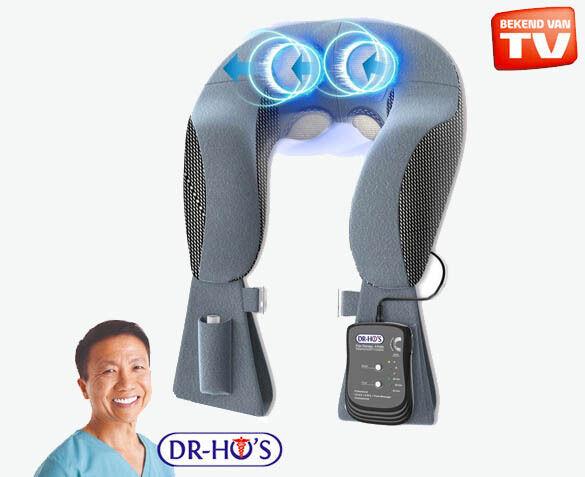 DR-HO'S Neck Pain Pro Massageapparaat