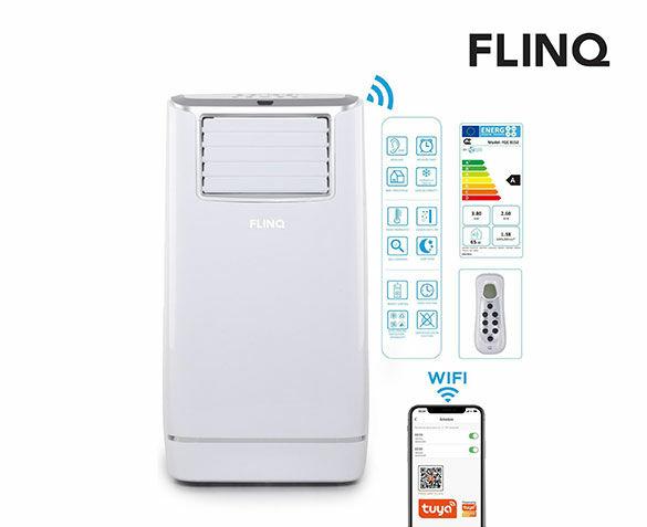 FlinQ Slimme Mobiele Airco 13.000 BTU