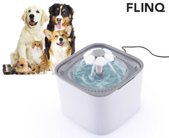 FlinQ Drinkfontein voor Huisdieren