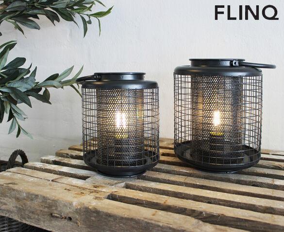 Set van 2 FlinQ Industriele Lantaarns