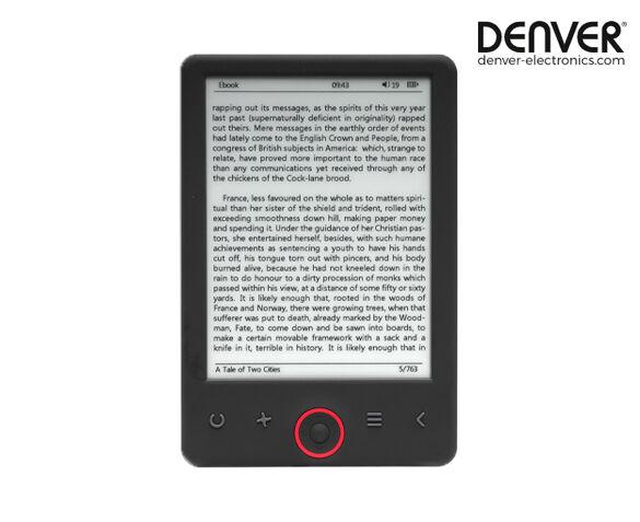 Denver E-reader