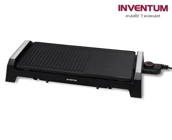 Inventum Luxe Grillplaat GP510