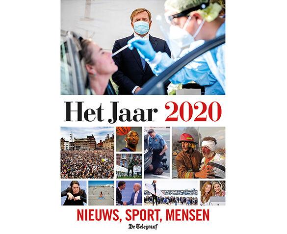 Telegraaf Jaarboek 2020