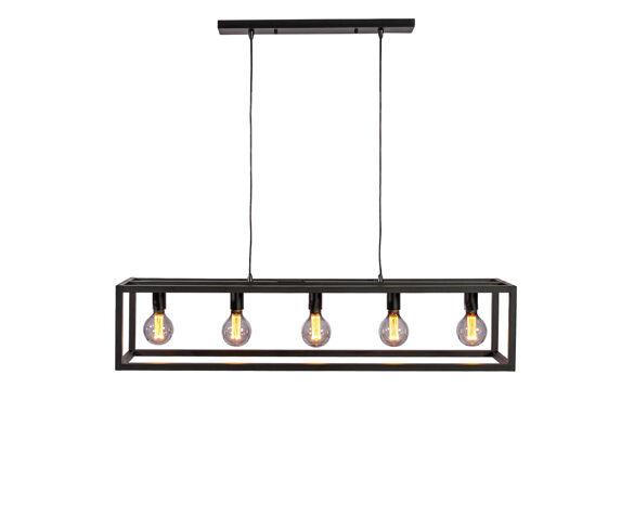 Sense' Living Industriele Hanglamp 5-Lichts