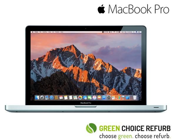 Refurbished Apple Macbook Pro i5