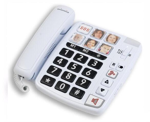 Swissvoice Xtra1110 Vast Telefoontoestel