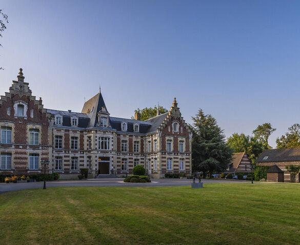 Verblijf in een 17e-eeuws landhuis in Tilques nabij Saint Omer