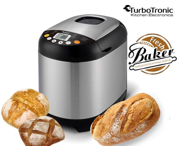 TurboTronic Broodbakmachine BM100