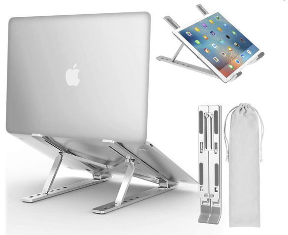 Aluminium Verstelbare Laptop Standaard
