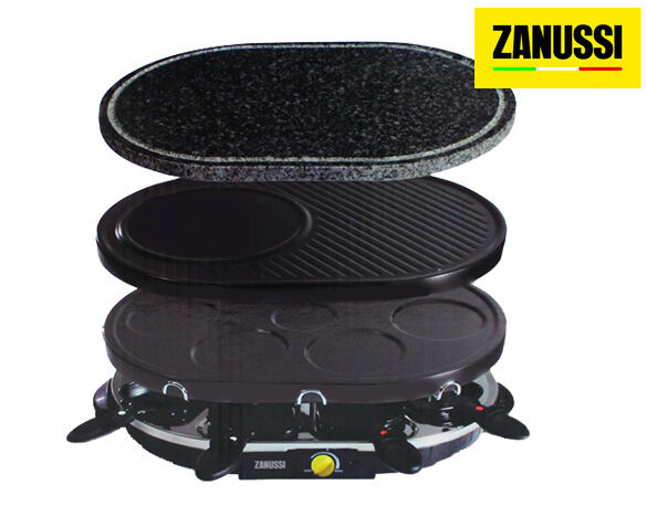 Zanussi RCZ32-BL 4-1 Gourmet/Steengrillset
